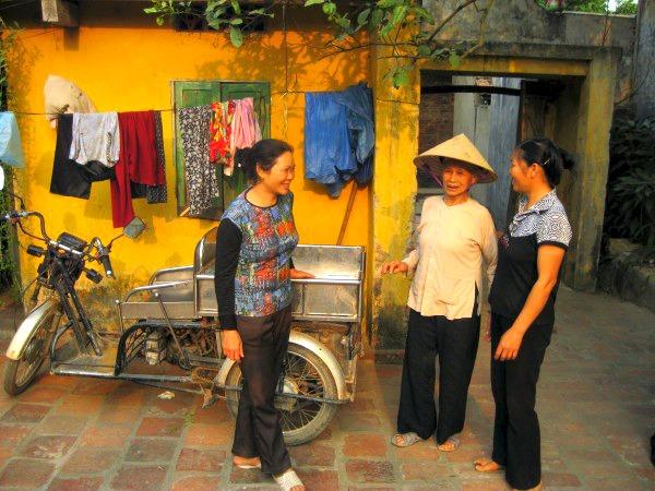 Vietnamwomen